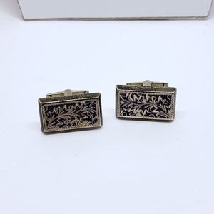 Other - Japanese 950 sterling silver cufflinks #143